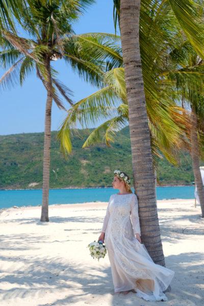 свадебная церемония во Вьетнаме