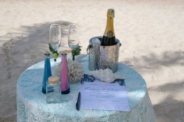 свадебная церемония в Нячанге
